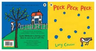 Cousins, Lucy Peck Peck Peck