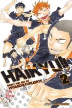 Furudate, Haruichi Haikyu!! 2