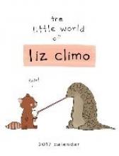 Climo, Liz The Little World of Liz Climo 2017 Calendar