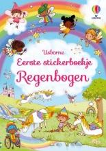 , Eerste stickerboekje Regenbogen