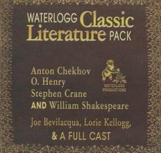 Chekhov, Anton Pavlovich,   Henry, O.,   Crane, Stephen Waterlogg Classic Literature Pack