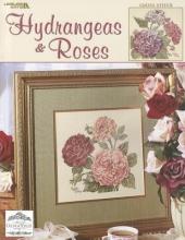 Hydrangeas & Roses