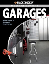 Marshall, Chris Black & Decker Complete Guide to Garages