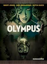 Johns, Geoff Olympus