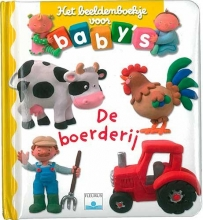 Beaumont Beeldenboekje voor baby`s: De boerderij