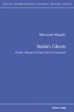 Maguire, Muireann Stalin`s Ghosts