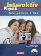 Physik interaktiv 7/8. Schülerbuch mit CD-ROM. Gesamtschule Nordrhein-Westfalen