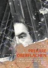Finke, Marcel Prekäre Oberflächen