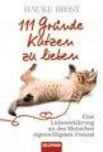 Brost, Hauke 111 Gründe, Katzen zu lieben