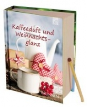 Kaffeeduft und Weihnachtsglanz