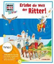 Dix, Eva Abenteuer auf der Ritterburg! Ting-Edition was ist was Junior