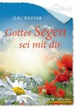 Werner, Elke Ein Gru?brief - Gottes Segen sei mit dir - 5 St?ck