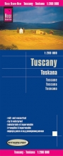, Reise Know-How Landkarte Toskana (1:200.000)