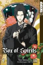 Kyogoku, Natsuhiko Box of Spirits 01