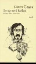 Grass, Günter Werkausgabe 16 Essays und Reden 3