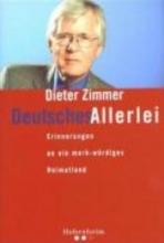 Zimmer, Dieter Deutsches Allerlei