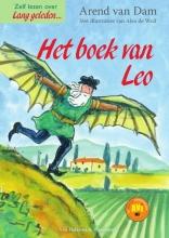 Arend van Dam Het boek van Leo - AVI-M3
