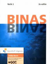 , Binas Nask 1 vmbo-basis Informatieboek