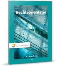A. Zwanenburg , Rechtsorientatie