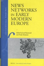 , News Networks in Early Modern Europe