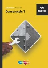 , TouchTech Constructie 1 Niveau 3&4 Leerwerkboek