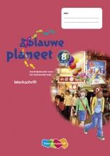 Roger  Baltus, Annemarie van den Brink De Blauwe Planeet 5 ex 8 Werkschrift