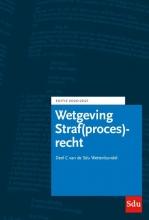 , Sdu Wettenbundel Straf(proces)recht. Editie 2020-2021