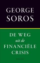 Soros, George De weg uit de financiele crisis