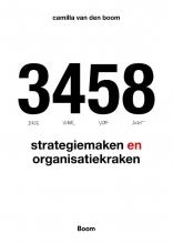 Camilla van den Boom 3458 Strategiemaken en organisatiekraken