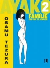 Osamu  Tezuka Ayako 2 Een familie om van te houden