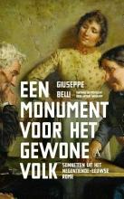 Giusseppi Belli , Een monument voor het gewone volk