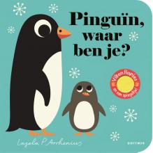 Ingela Arrhenius , Pinguïn, waar ben je?
