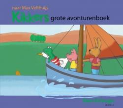 Max  Velthuijs Kikkers grote avonturenboek
