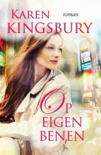 Karen  Kingsbury Op eigen benen - Bailey Flanigan 1