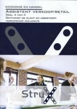 Tessel Mulder , Economie en handel Assistent verkoop en retail; Deel 4 van 4