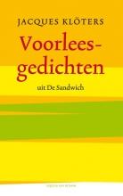 Jacques  Klöters Voorleesgedichten uit De Sandwich