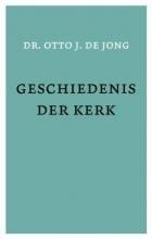 O.J. de Jong , Geschiedenis der kerk