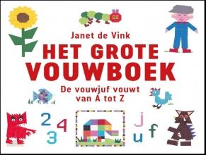 Janet de Vink Het grote vouwboek