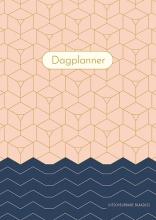 ZNU , Dagplanner - Pink Patterns