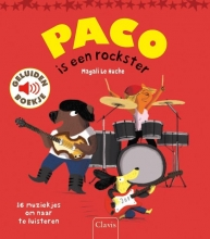 Magali  Le Huche Paco is een rockster