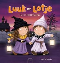 Ruth  Wielockx Luuk en Lotje. Het is Halloween!