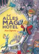 Aron  Dijkstra Het Allesmag-hotel