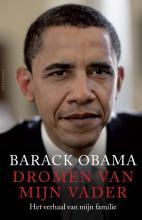Barack  Obama Dromen van mijn vader