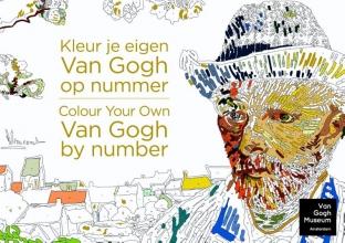 Van Gogh Museum Kleur je eigen Van Gogh op nummer; Colour your own Van Gogh by number