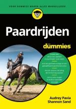 Shannon Sand Audrey Pavia, Paardrijden voor Dummies