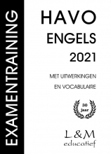 Hga Honders , Examentraining Havo Engels 2021