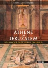 Koenraad  Verrycken Athene of Jeruzalem
