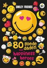 Lien De Ruyck 80 goede daden voor happiness heroes