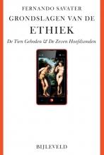 Fernando  Savater Grondslagen van de ethiek