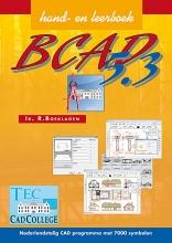Boeklagen, Ronald BCAD 5.3 + CD-ROM en Leerboek